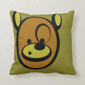 CuddlyCute - Jaz the Bear Cushion