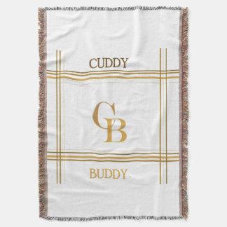Cuddy Buddy Throw