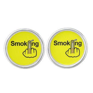 Cufflinks Smoking Flip