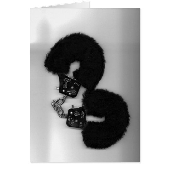 cuffs card