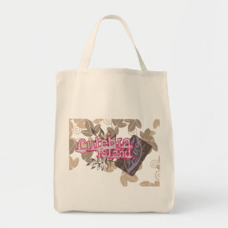 Culebra Island Graphic Tshirts and Gifts Canvas Bags