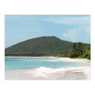 Culebra's Flamenco Beach Puerto Rico Post Cards