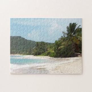 Culebra's Flamenco Beach Puerto Rico Jigsaw Puzzles