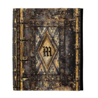 Culfoure Milon Old Book Style iPad Folio Covers