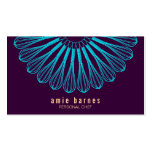 Culinary Chef Blue Whisk Logo Purple Catering Pack Of Standard Business Cards
