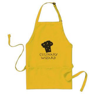 Culinary Wizard Standard Apron
