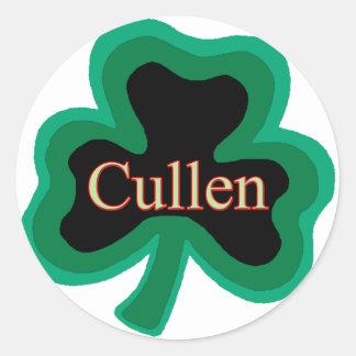 Cullen Family Classic Round Sticker