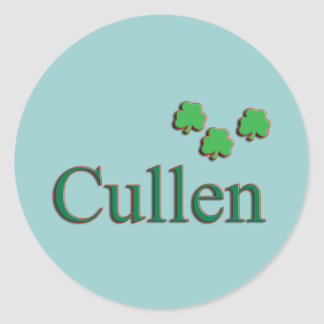 Cullen Family Stickers