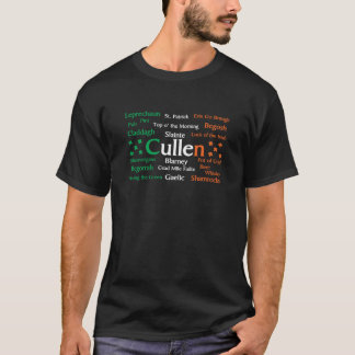 Cullen Irish Pride T-Shirt
