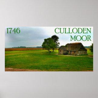 culloden moor 1746 poster