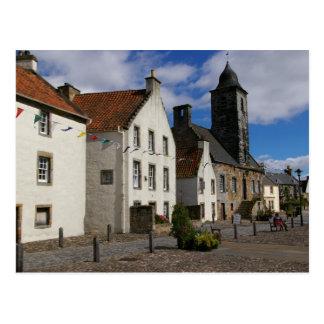 Culross Fife Scotland Postcard