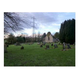 Culross West Kirk: Outlander Film Location in Fife Postcard