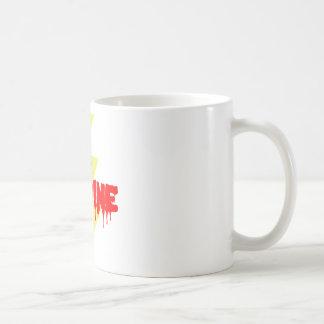 Cult Movie Heroine Basic White Mug