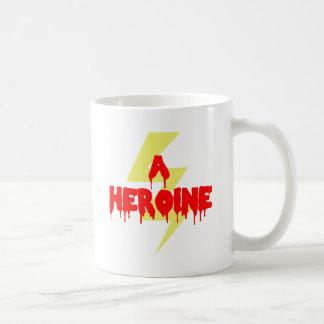 Cult Movie Heroine Coffee Mug