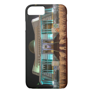 Cult of Personality: Cool Geek Vintage Photo iPhone 7 Case