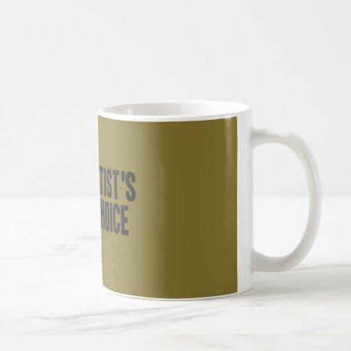 Cultist's Choice Mugs
