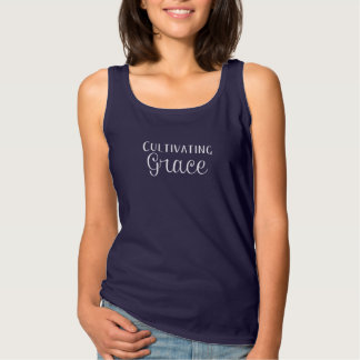Cultivating Grace Tank