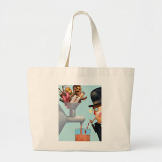 Cultural Arts Season bag Jumbo Tote Bag