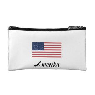 Cultural bag America Cosmetic Bag