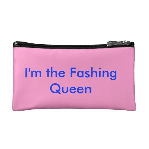 Cultural bag pink one (Woman) Makeup Bags