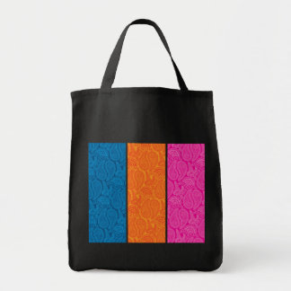 Cultural Diversity Grocery Tote Bag