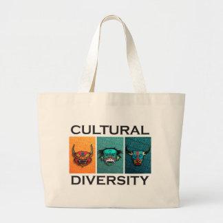 Cultural Diversity Jumbo Tote Bag