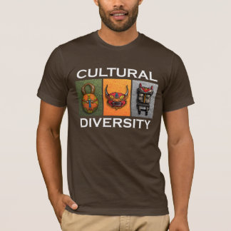 Cultural Diversity T-Shirt