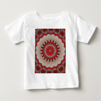 Cultural, Tribal, Indian, Colorful Vintage Print Tshirt
