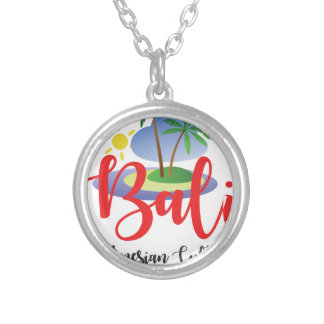 Culture Silver Plated Necklace