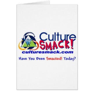 Culture Smack Zazzle 2 Cards