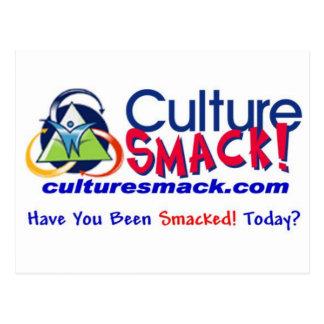 Culture Smack Zazzle 2 Postcard
