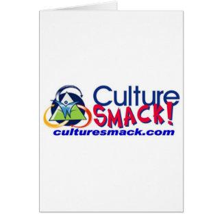 Culture Smack Zazzle Cards