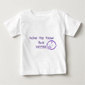 Culver City Babies Suck Better T-shirt