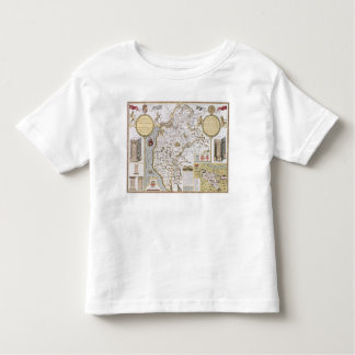 Cumberland and the Ancient City of Carlile Toddler T-Shirt