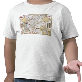 Cumberland and the Ancient City of Carlile T Shirts