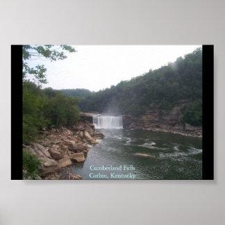 Cumberland Falls Corbin Kentucky Print