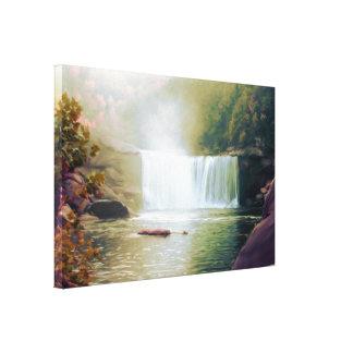 Cumberland Falls, Kentucky Stretched Canvas Prints