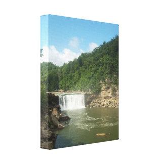 Cumberland Falls, KY Canvas Print