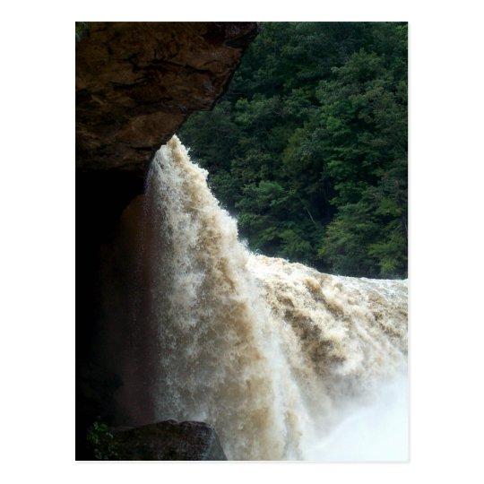 Cumberland Falls, KY Postcard