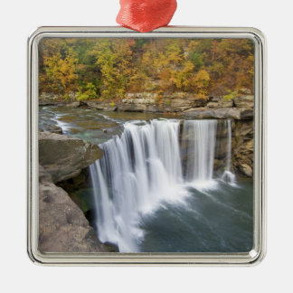 Cumberland Falls State Park near Corbin Kentucky Christmas Ornament