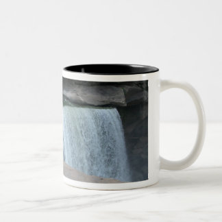 Cumberland Falls Two-Tone Coffee Mug
