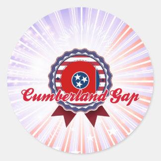 Cumberland Gap, TN Sticker