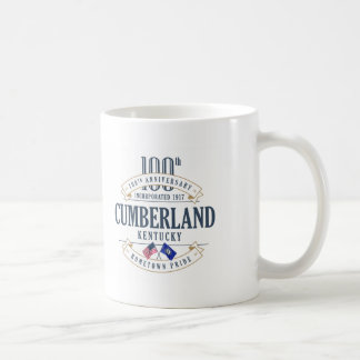 Cumberland, Kentucky 100th Anniversary Mug