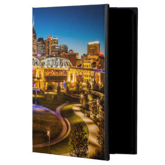 Cumberland Park With Shelby Street Walking iPad Air Cover