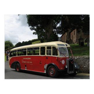 Cumbria Classic Coaches Postcard