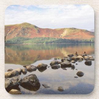 Cumbria Derwent Water souvenir photo Coaster