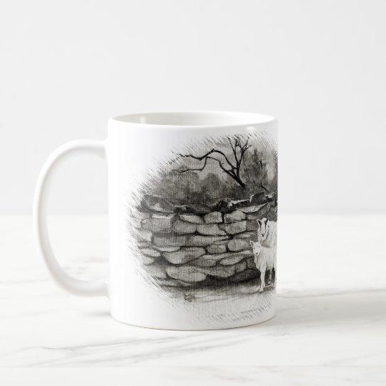 Cumbrian Sheep Mug/Art Coffee Mug