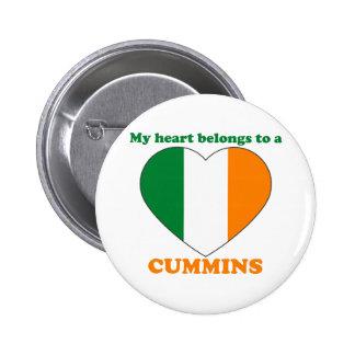 Cummins Pinback Buttons