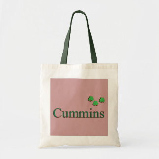 Cummins Budget Tote Canvas Bags