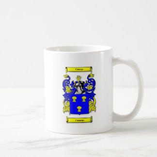 Cummins Coat of Arms Basic White Mug